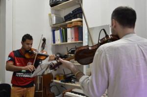 Violinista per Matrimonio e Banchetti Milano