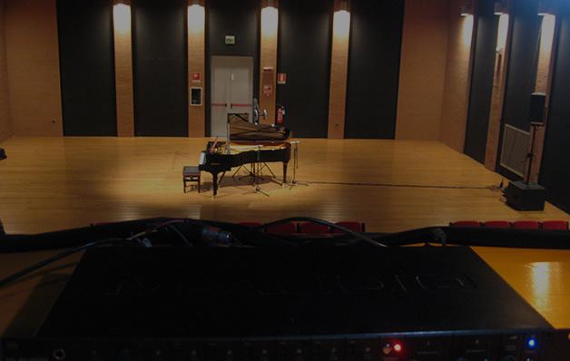 Studio Registrazione per Concerti Classici Milano